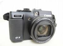 Canon キヤノン PowerShot G1 X PSG1X デジタルカメラ コンデジ ブラック