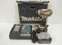 makita マキタ TD146DRFXP 18V-3.0Ah充電式インパクトドライバ ピンク