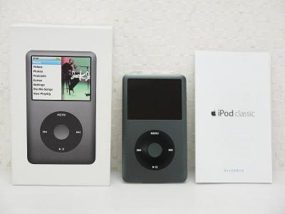 アップル Apple iPod Classic 第6世代 MB565J/A スピーカー付