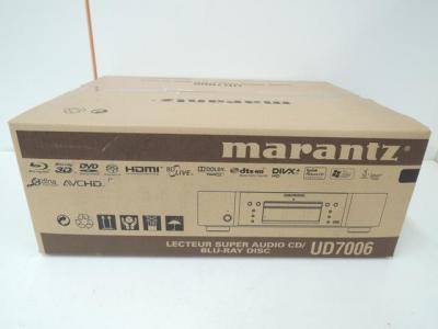 marantz マランツ UD-7006 ブルーレイプレーヤー 7.1ch ブラック