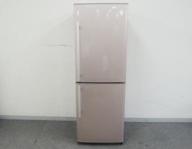 MITSUBISHI 三菱 MR-H26T-P 冷蔵庫 256L 2ドア 右開き ラベンダーピンク