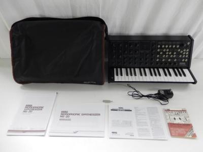 KORG コルグ MS-20 mini アナログ・シンセサイザー 37鍵