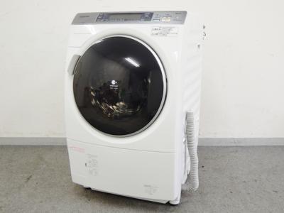 Panasonic パナソニック NA-VX7200R-W 洗濯機 ドラム式 9.0kg 右開き クリスタルホワイト
