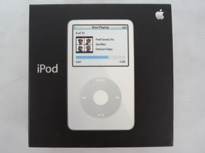 Apple アップル iPod MA003J/A  60GB ポータブル音楽プレーヤー ホワイト