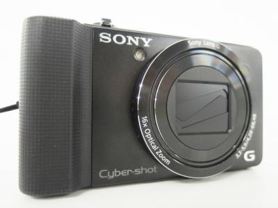 SONY ソニー Cyber-shot HX9V DSC-HX9V B デジタルカメラ コンデジ ブラック