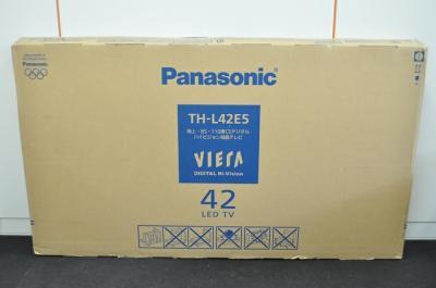 リコール対象品ですPanasonic パナソニック VIERA TH-L42E5 液晶テレビ 42型