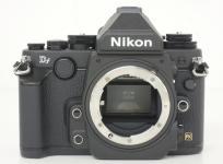 Nikon ニコン Df BK カメラ デジタル一眼レフ ボディ ブラック