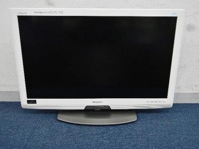 SHARP シャープ AQUOS アクオス LC-32R5-W 液晶テレビ 32V型 ホワイト