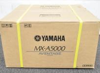 YAMAHA ヤマハ AVENTAGE MX-A5000(B)パワーアンプ ブラック