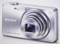 SONY ソニー Cyber-shot WX200 DSC-WX200 S デジタルカメラ コンデジ シルバー