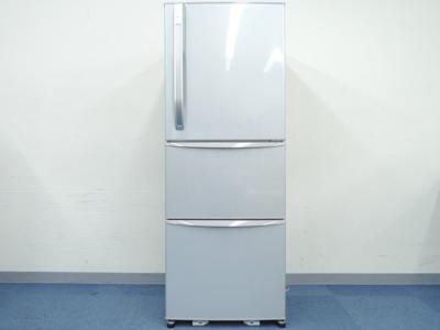 TOSHIBA 東芝 置けちゃうスリム GR-34ZX NS 冷凍 冷蔵庫 340L 3ドア