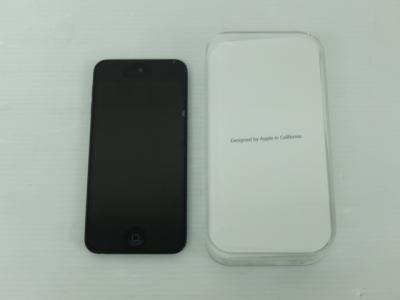Apple アップル iPod touch MD723J/A 32GB ポータブル音楽プレーヤー 第5世代 ブラック&スレート