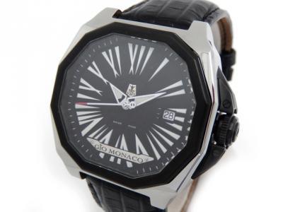 Gio Monaco ジオモナコ  706-A  メデューサ オクタゴン自動巻き メンズ腕時計
