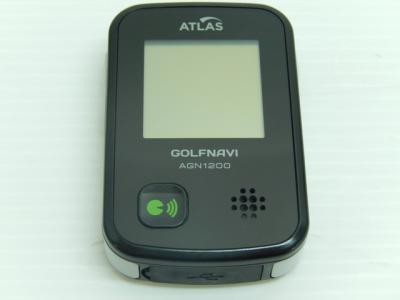 Yupiteru ユピテル ATLAS AGN1200 ゴルフナビ