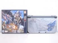 Nintendo 任天堂 New 3DS LL RED-001 モンスターハンター4G スペシャルパック