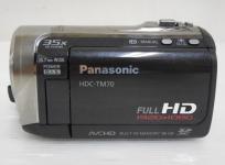 Panasonic パナソニック HDC-TM70-K ビデオカメラ ブラック