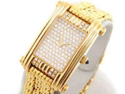 Boucheron ブシュロン リフレ750 腕時計 ダイヤモンド レディース