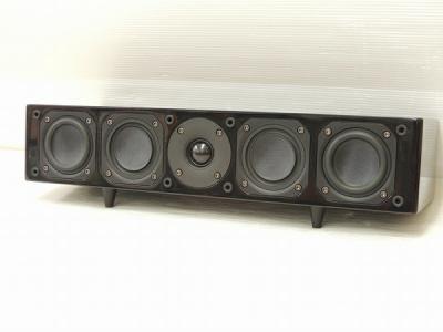 DENON SC-C55SG-K 2ウェイ センター型 スピーカー システム