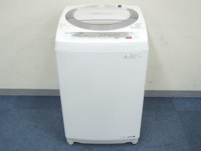 TOSHIBA 東芝 DDインバーター銀河 AW-70DL(WP) 洗濯機 縦型 7.0kg ピンクゴールド