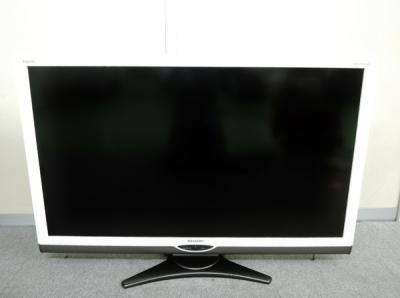 SHARP シャープ AQUOS LC-52SE1 W 液晶テレビ 52型 ホワイト