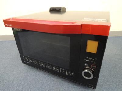 SHARP シャープ ウォーターオーブン ヘルシオ AX-M1-R 電子オーブンレンジ 26L レッド系