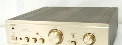 DENON デノン PMA-1500R プリメインアンプ ゴールド