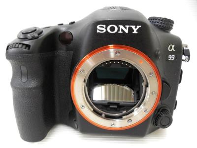 SONY ソニー α99  SLT-A99V カメラ デジタル一眼レフ ボディ