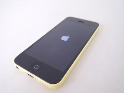Apple iPhone 5C ME542J/A 16GB au イエロー