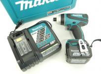 makita マキタ TP131DRFX 充電式4モードインパクトドライバ  3.0Ah 14.4V 青