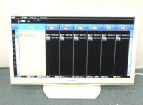 SHARP シャープ AQUOS LC-24K20 W 液晶 24型 TV ホワイト系