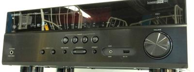 YAMAHA ヤマハ RX-V577 AVレシーバー AVアンプ 7.1ch ブラック