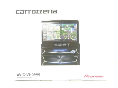 Pioneer パイオニア carrozzeria サイバーナビ AVIC-VH0999S カー ナビ 7型