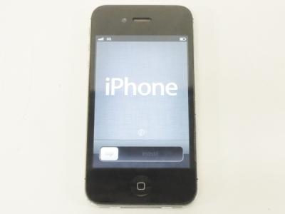 Apple iPhone 4S MD242J/A 32GB Softbank ブラック