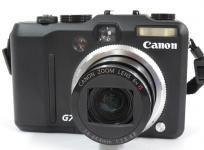 Canon キヤノン PowerShot G7 PSG7 デジタルカメラ コンデジ ブラック