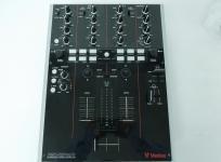 Vestax PMC-05 PRO IV BLK DJミキサー ブラック MIDIコントロール機能/DVS専用入力端子搭載