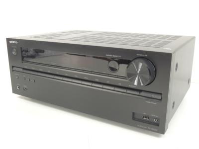 ONKYO オンキョー TX-NR636(B) AV レシーバー アンプ 7.1ch