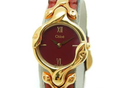 quality design 77634 bb8a2 Chloe クロエ 腕時計 ゴールド レディース クォーツ(クォーツ)の ...