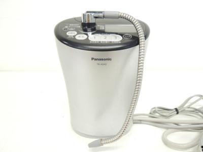 Panasonic パナソニック TK-AS43-P  アルカリイオン整水器 ライトピンク