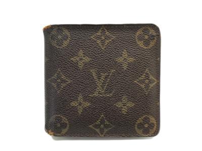 ルイ・ヴィトン LOUIS VUITTON ポルトビエ カルトクレディモネ M61665 二つ折り財布 モノグラム