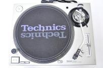 Technics テクニクス SL-1200MK5-S クォーツシンセサイザ D.D.プレーヤー ターンテーブル シルバー