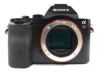 SONY ソニー α7R  ILCE-7R カメラ デジタル一眼レフ ミラーレス ボディ