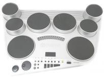 YAMAHA ヤマハ DD-65 デジタルパーカッション ドラム シルバー