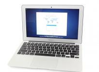 Apple アップル MacBook Air MD712J/B ノートPC 11.6型 Corei5/4GB/SSD:256GB