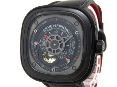 SEVENFRIDAY セブンフライデー インダストリアル SF-P3/01 腕時計 メンズ 自動巻き