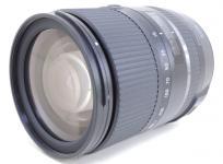 TAMRON タムロン 16-300mm F/3.5-6.3 Di II VC PZD MACRO (B016E) カメラ ズームレンズ 広角 超望遠 キヤノン用