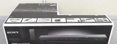 SONY ソニー HT-ST5 7.1ch サウンドバー ホームシアターシステム