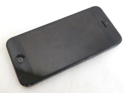 Apple アップル iPhone 5 ME039J/A 16GB au ブラック