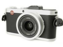 Leica ライカ  X2 デジタルカメラ コンデジ シルバー