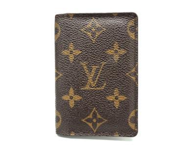 ルイ・ヴィトン LOUIS VUITTON オーガナイザー ドゥ ポッシュ カードケース M61732 モノグラム