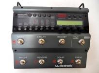 t.c.electronic NOVA System  マルチ エフェクター ギター用